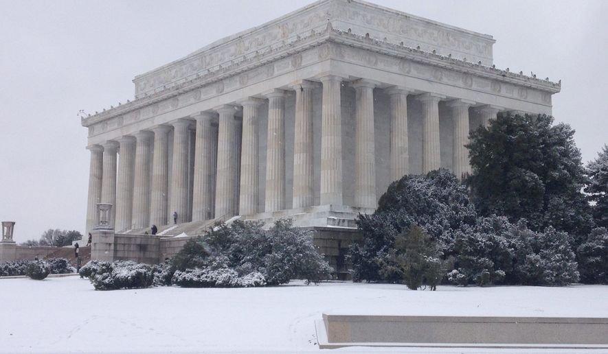 Lincoln Memorial to be renovated, expanded thanks to $18.5M gift