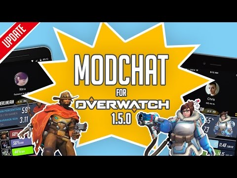 Modchat : The Next Level of Game Companion App