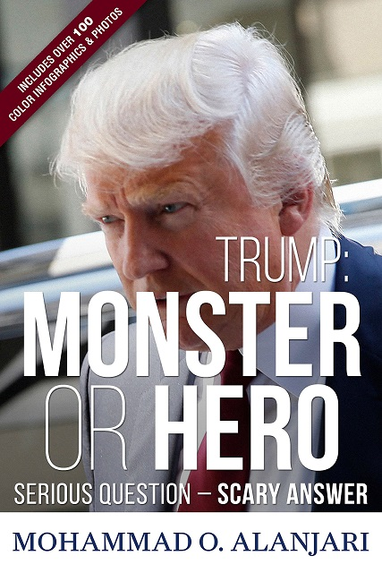 Trump, Monster or Hero – Serious Question, Scary Answer