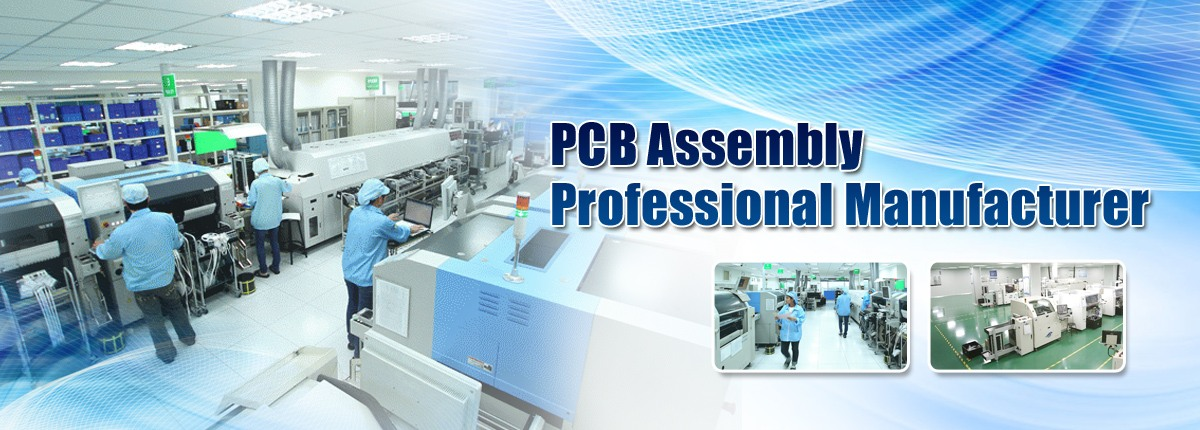PCB Assembly and Manufacturing Process flow