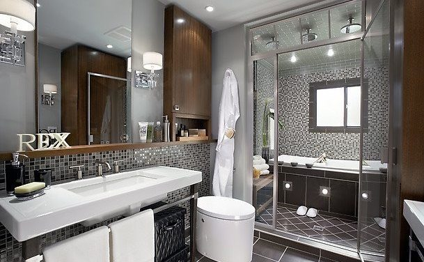 BAUMBACH PLUMBERS AND REMODELING SPECIALIZES IN CHANGING YOUR BATHROOM TO THE NEXT LEVEL.